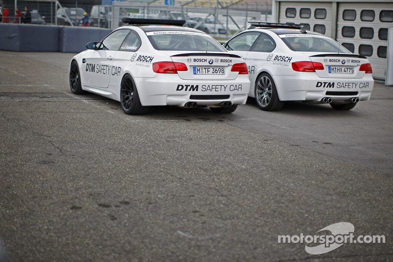DTM BMW M3 safety cars