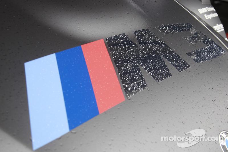 Capó del auto de Joey Hand, BMW Team RBM BMW M3 DTM