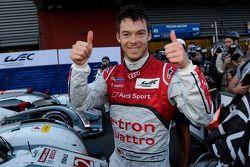 O vencedor Andre Lotterer