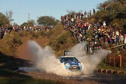 Abdulaziz Al Kuwari, Killian Duffy, Ford Fiesta