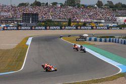 Дани Педроса. ГП Испании, воскресная гонка.