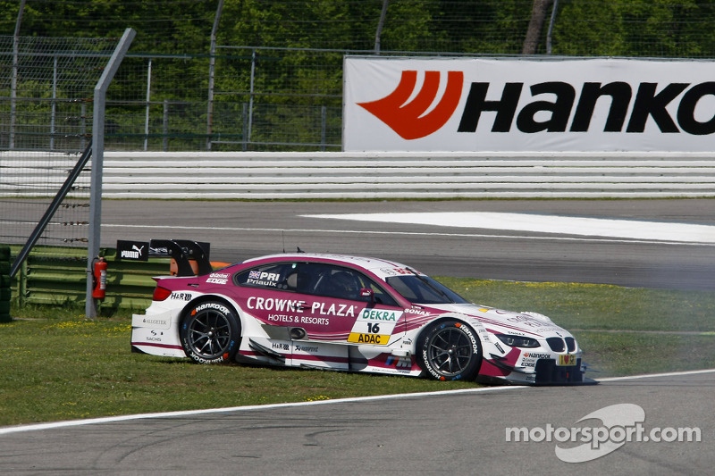 Andy Priaulx, BMW Team RMG BMW M3 DTM spint