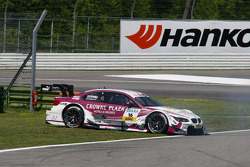 Andy Priaulx, BMW Team RMG BMW M3 DTM spinns