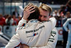 Augusto Farfus, BMW Team RBM BMW M3 DTM et Dirk Werner, BMW Team Schnitzer BMW M3 DTM