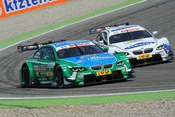 Augusto Farfus, BMW Team RBM BMW M3 DTM and Dirk Werner, BMW Team Schnitzer BMW M3 DTM
