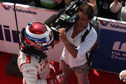 Racewinnaar Yvan Muller, Chevrolet Cruze 1.6T, RML