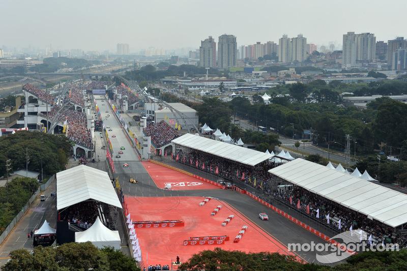 Depois do Rio, na temporada inaugural, o Anhembi chegou a ser confirmado pela FIA há dois anos, em um traçado semelhante ao da Indy, mas sem sucesso