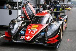 #13 Rebellion Racing Lola B12/60 Coupé-Toyota: Andrea Belicchi, Mathias Beche, Congfu Cheng