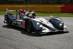 #21 Strakka Racing HPD ARX 03c-Honda: Nick Leventis, Danny Watts, Jonny Kane