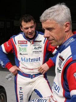 Jean-Karl Vernay and Raymond Narac