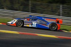#28 Gulf Racing Lola B12/80 Coupé-Nissan: Frederic Fatien, Fabien Giroix, Keiko Ihara