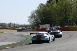 Les Combes, Ferrari vs. Aston Martin