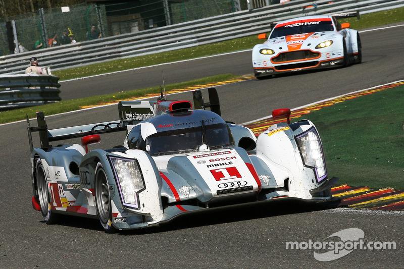 2013 : Audi Sport Team Joest