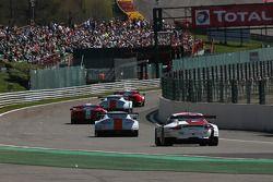 Ferrari contre Aston Martin