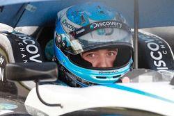 Деннис ван де Лар. Хоккенхайм, первая субботняя гонка.