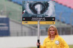 Рафаэле Марчелло. Хоккенхайм, первая субботняя гонка.
