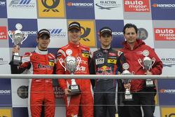 Podium, 2e plaats Felix Serralles