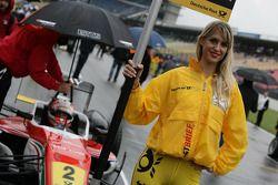 Алекс Линн. Хоккенхайм, первая субботняя гонка.