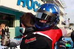 Джош Хилл. Хоккенхайм, вторая субботняя гонка.
