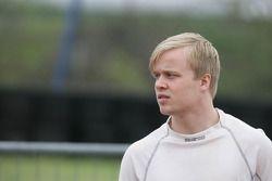 Феликс Розенквист. Хоккенхайм, воскресная гонка.