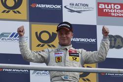 Podium: winnaar Felix Rosenqvist