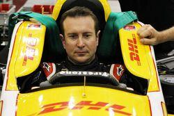 Kurt Busch prepara para o teste com Andretti Autosport IndyCar