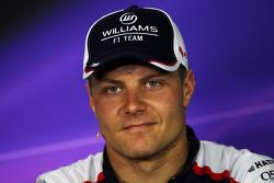 Valtteri Bottas, Williams FIA basın toplantısı