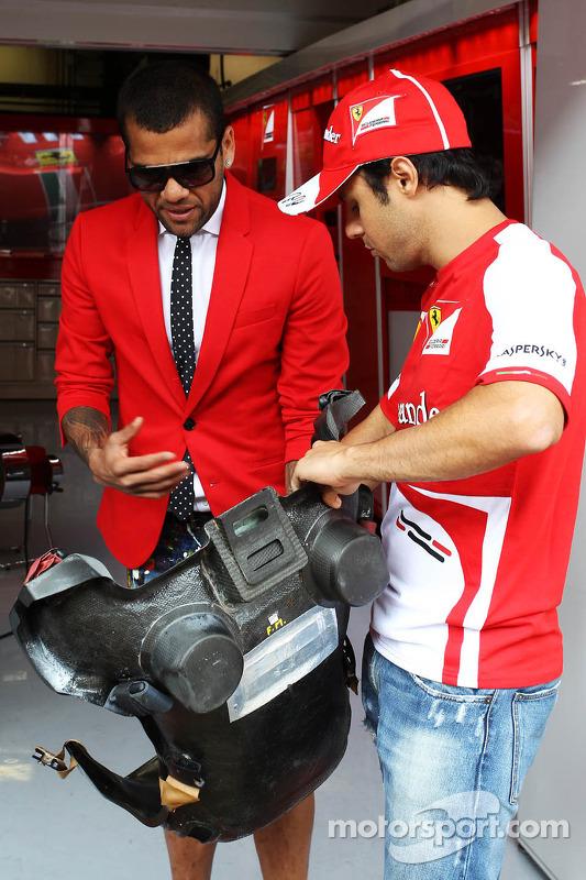 Felipe Massa, da Ferrari