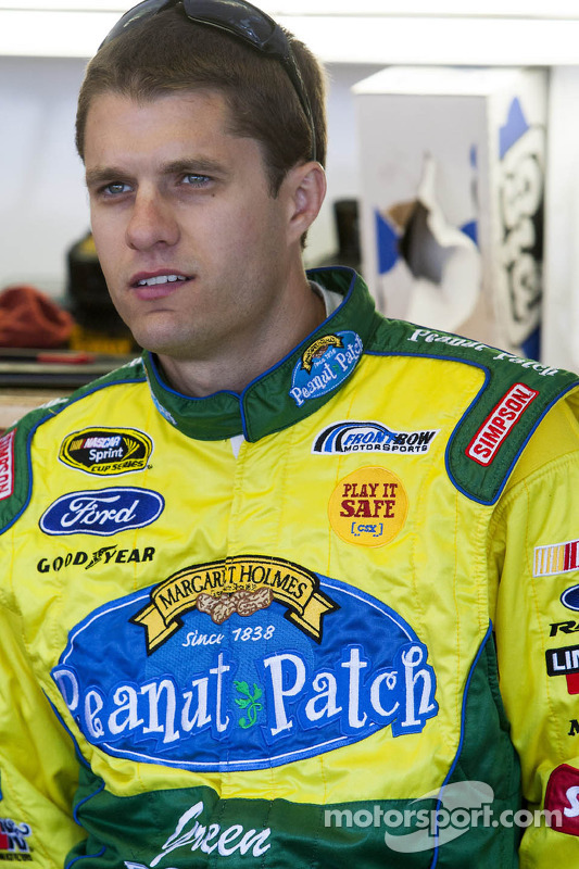 David Ragan, FrontRow Motorsports Ford, vence