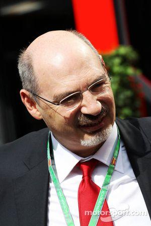 Stefano Lai, Ferrari