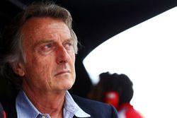 Luca di Montezemolo, presidente de Ferrari