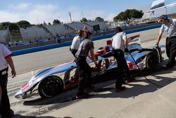 DeltaWing no pit