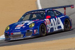 #99 Competition Motorsports Porsche 911 GT3 Cup: Ted Ballou, Cort Wagner