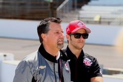 Michael et Marco Andretti