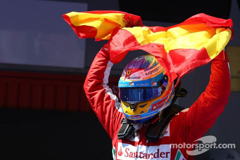 Se o pole leva grande vantagem na Catalunha, Fernando Alonso pode se gabar de ser o vencedor a começar uma corrida mais distante: em 2013 ele triunfou largando da 5ª posição.