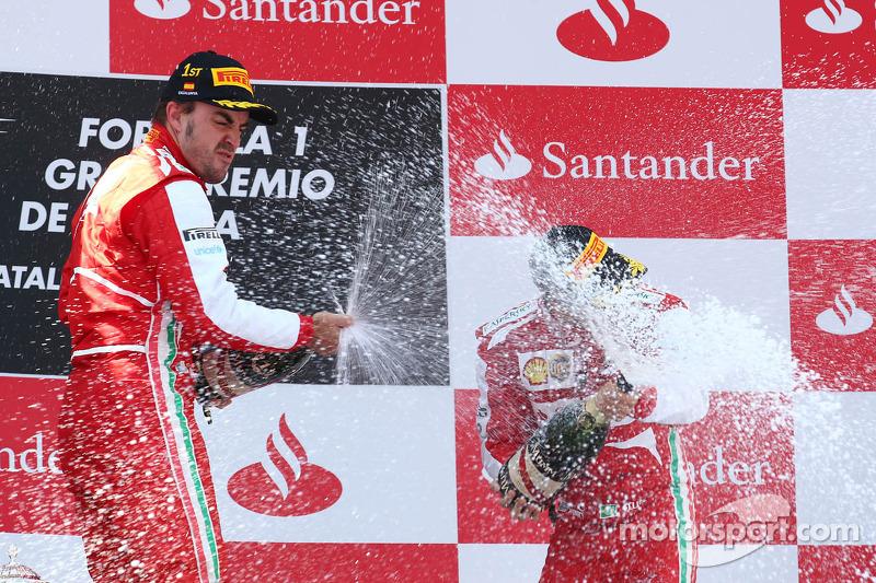 La victoria de Alonso en el GP de España 2013