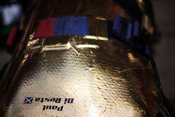 Le baquet de Paul di Resta, Sahara Force India F1