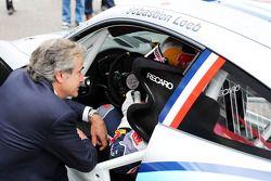 Sébastien Loeb, Porsche AG avec Carlos Sainz