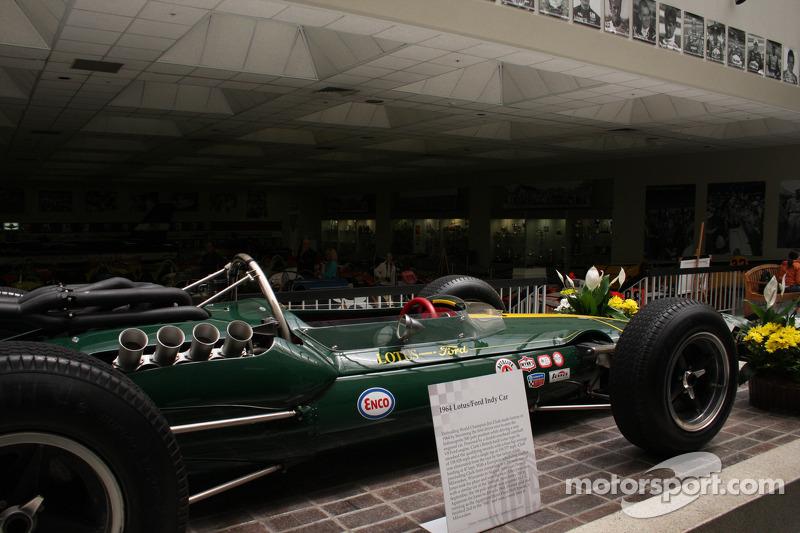 Een bezoekje aan het Indy 500 museum