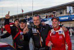Equipe do #30 NGT Motorsport comemora