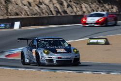 #27 Dempsey Del Piero Racing Porsche 911 GT3: Patrick Dempsey, Andy Lally
