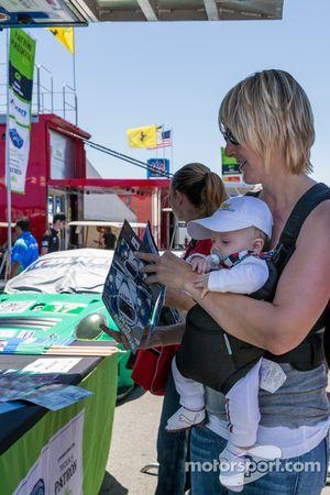 Fim de semana de Dia das Mães em Laguna Seca