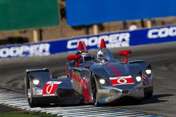 #0 DeltaWing Racing Cars DeltaWing LM12: Andy Meyrick, Katherine Legge