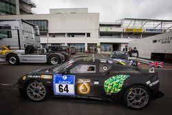 #64 Cor Euser Racing Lotus GT4 Evora (SP10)