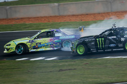 Matt Field en Vaughn Gittin Jr.
