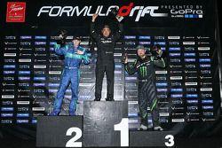 Podium: 1er Daigo Saito, 2e Darren McNamara, 3e Vaughn Gittin Jr.