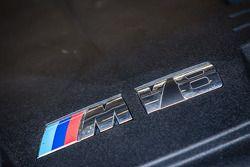 Detalle del motor del #26 Marc VDS Racing BMW Z4 GT3 (SP9)