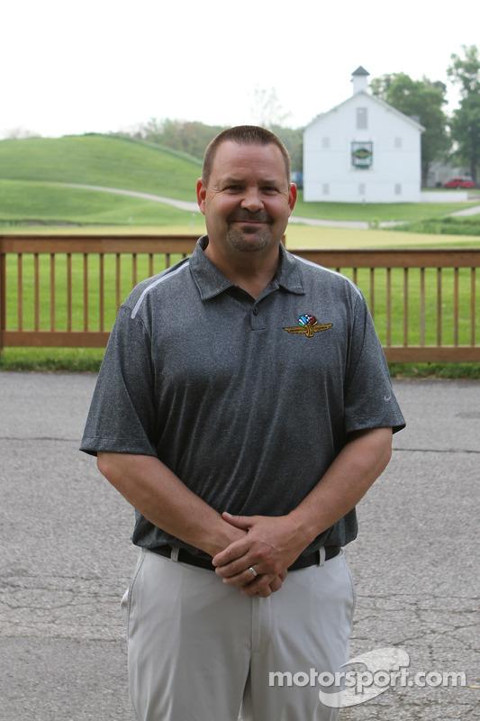 Jeffrey Williams, Diretor da PGA Brickyard Crossing de Golfe