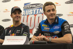 Mark Winterbottom et Jamie Whincup