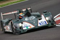 #18 Murphy Prototypes ORECA 03 Nissan: Brendon Hartley, Mark Patterson